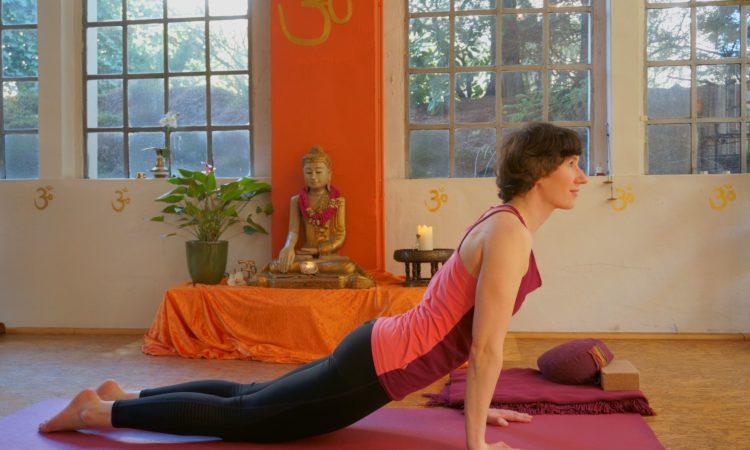Ilka Yoga Wuppertal Cronenberg